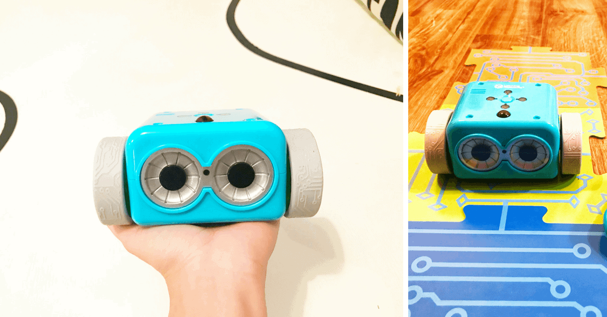 Our Hands On Review with the Botley Coding Robot