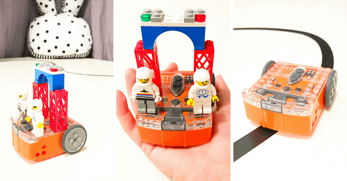Kids Can Code! Our Hands On Review with the Edison Robot
