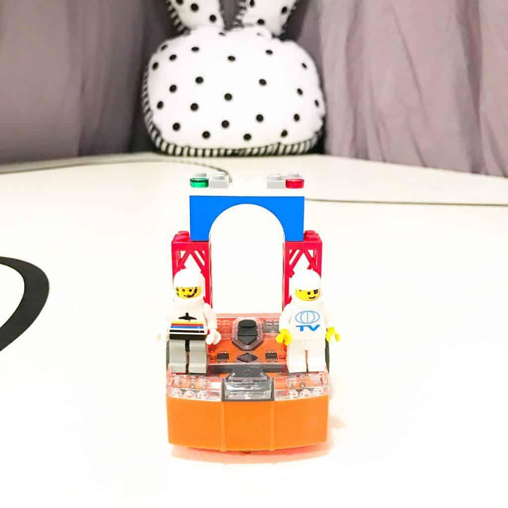 Meet Edison Coding Robot