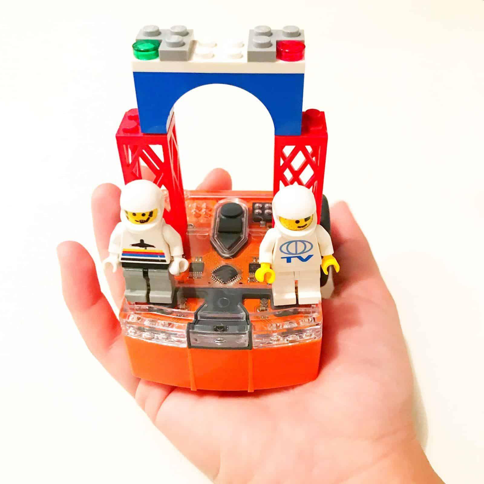 Edison Robot 2.0 - STEM Customizable & Programmable Robot for Kids