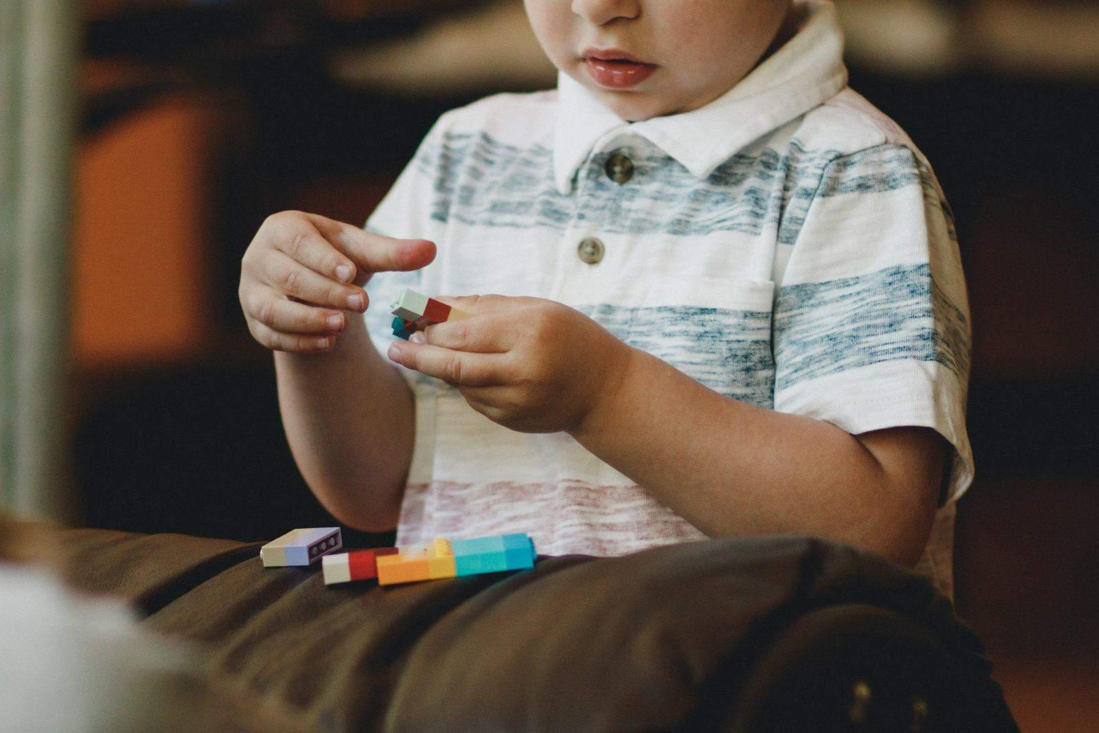 Coding for Preschoolers- LEGO