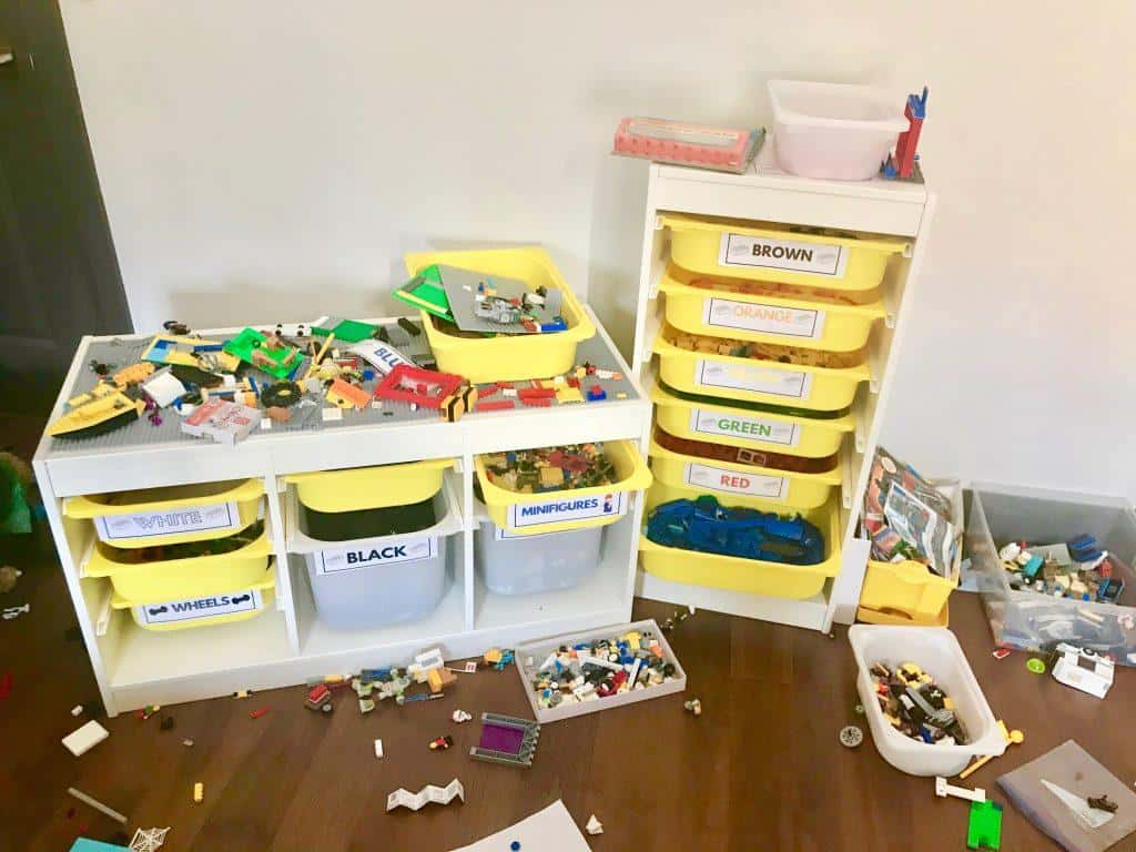DIY LEGO Table - Old version