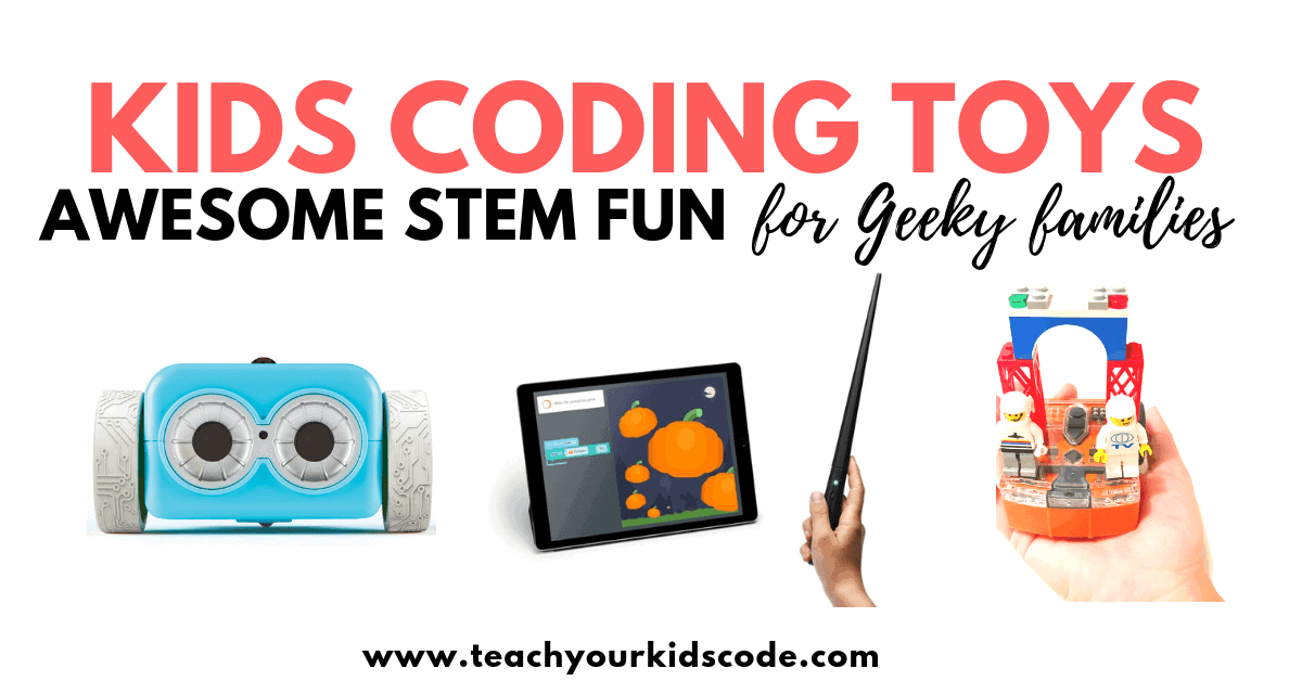 Geek out! The best kids coding toys for raising smart kids