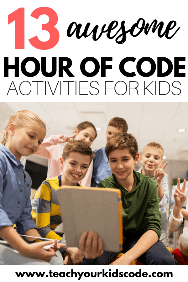Hour of coding is upcoming! This year we will be celebrating Hour of Code during Computer Science week Dec 3-9, 2018. Check out our curated list of hour of code activities. These activities are perfect for the home or classroom. These free coding activities will get students learning the basics of computer programming in no time.