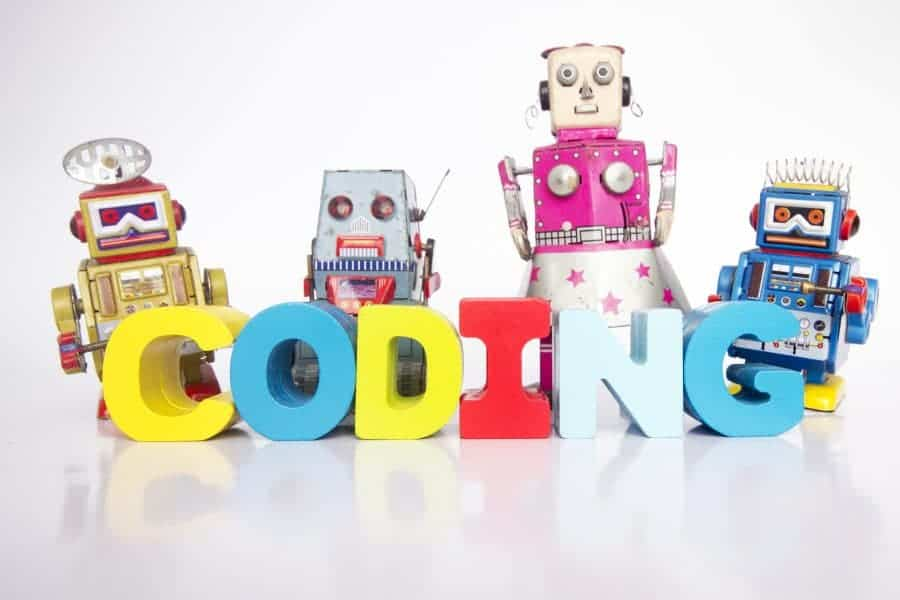 The best robot toys for kids to learn to code!