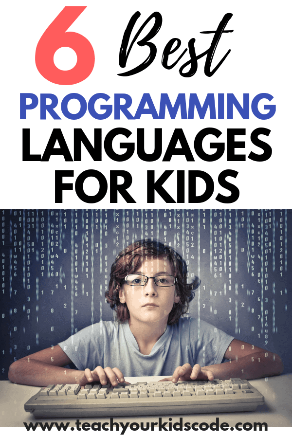 Do you want to teach your kids to code? Coding is one of the best skills you can give you can give your students or kids as it is a valued skill in the workforce. Additionally, there are many benefits to learning to code beyond the computer! Computer coding teaches kids creativity, problem solving and persistence. Here is our introduction to the best coding languages for kids. #coding #STEM #education