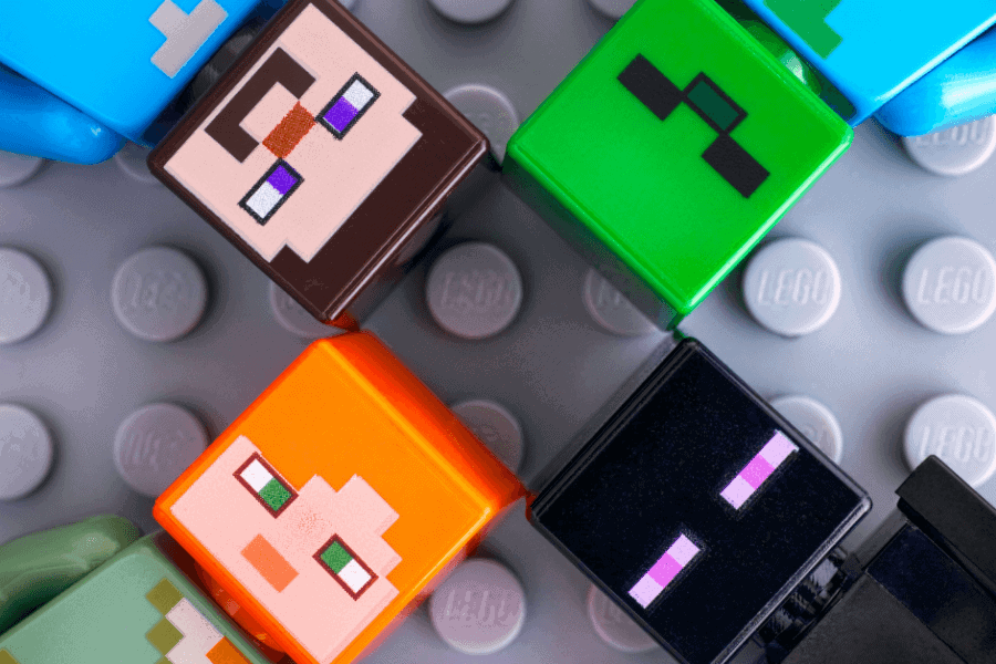 Minecraft Gifts Featured Image