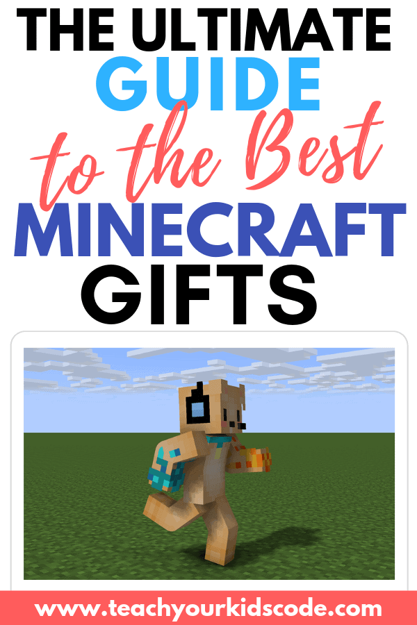 The ultimate guide to Minecraft gifts! These are the best minecraft toys and minecraft merchandise available. We review the best minecraft apparel, minecraft decor and minecraft toys for the ultimate minecraft fan. Click through to find the best Minecraft presents for your favourite Minecraft lover. #minecraft #gifts #giftguide