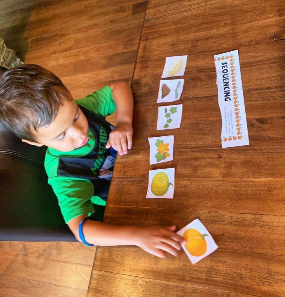 Sequencing Activity | Sequencing Worksheet | Coding for Kids