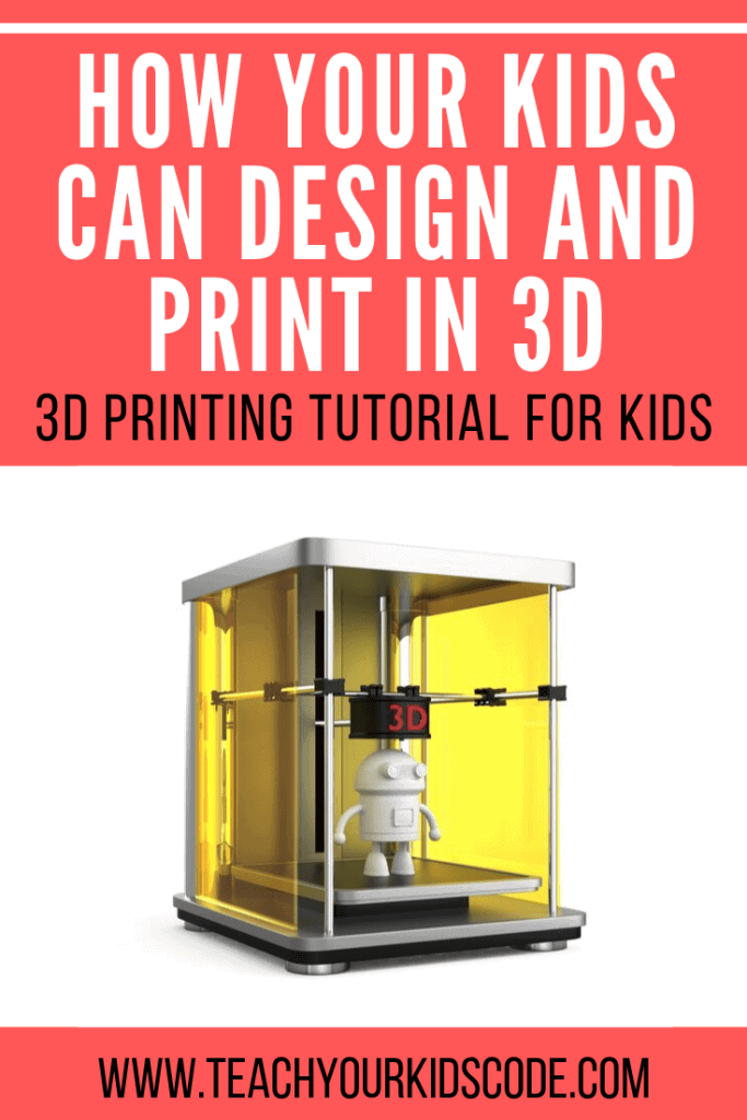 All you need to know about 3D printing for kids! Your kids can design their own toys and 3D structures easily with this guide to 3D printing for kids. We will show you where you can easily come up with your 3D design and how to transform your design into a real-life object using the  power of 3D printers. We'll review some of the best and most affordable 3D printers for kids! #education #technology