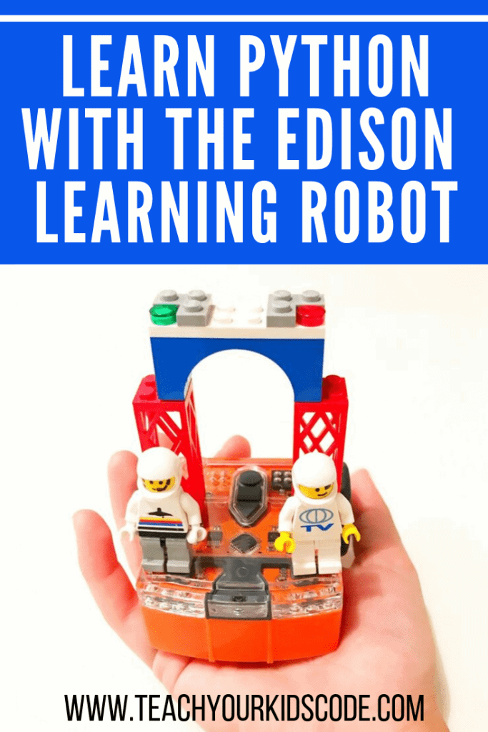 Do you want to teach your students a real-life programming language? Python is the perfect coding language for kids as it is easy to read and a perfect coding language for beginners. It's easy to learn python with the Edison Robot and Edison make a wide variety of resources and coding worksheets for the classroom that you can use to teach coding in your class. #coding #python #codingforkids #technology #STEM