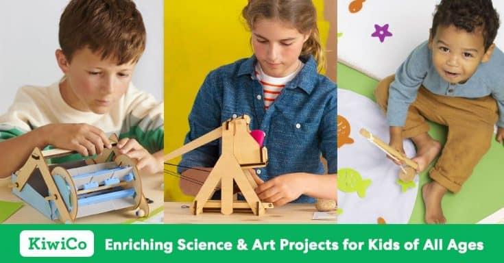 Tinker Crate: STEM & Science Kits